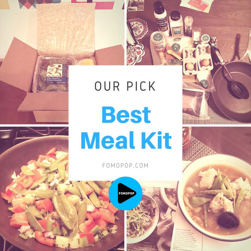 What surprised us after 30 hours of unboxing meal kits huffpost the fomopop team spent 30 hours ordering unboxing unwrapping chopping cooking eating and cleaning over a dozen meal kit delivery services forumfinder Choice Image