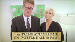 Stephen Colbert Starts 'Trump Attacked Me On Twitter' Hall Of