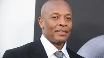 HOLLYWOOD, CA - JUNE 22:  Dr. Dre attends the premiere of 'The Defiant Ones' at Paramount Theatre on June 22, 2017 in Hollywood, California.  (Photo by Jason LaVeris/FilmMagic)