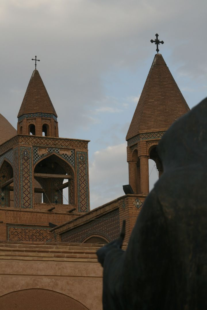 Armenian Christian Church, Isfahan, Iran