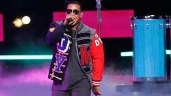 PREMIOS BILLBOARD DE LA MÚSICA LATINA 2017 -- Pictured: Daddy Yankee performs on stage at the Watsco Center in the University of Miami, Coral Gables, Florida on April 27, 2017 -- (Photo by: John Parra/Telemundo/NBCU Photo Bank via Getty Images)