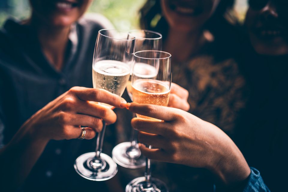 The Best And Worst Alcoholic Drinks For Your Waistline, Ranked By