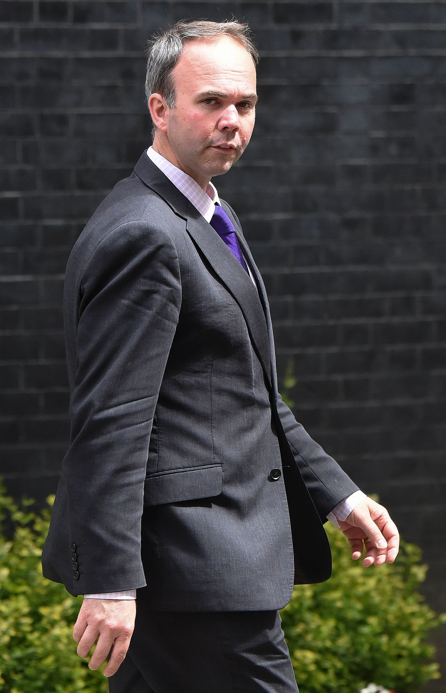 Gavin Barwell former housing minister and Theresa Mays new chief of Staff in Downing