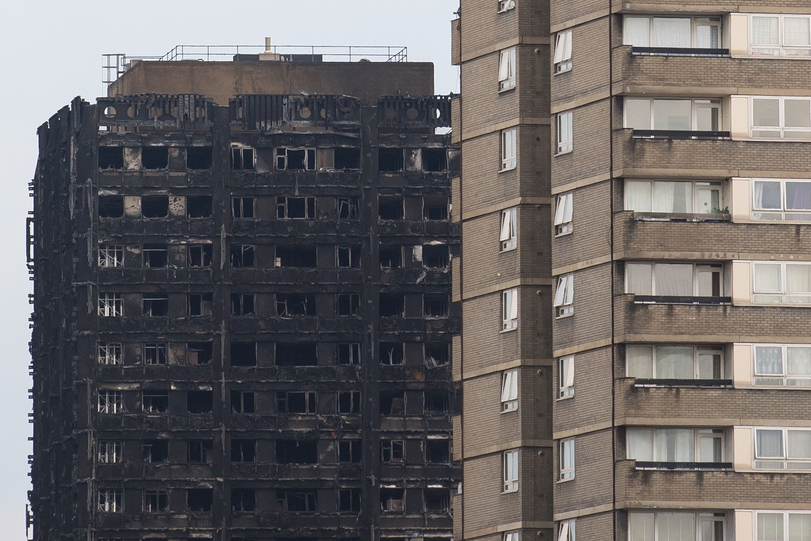 Grenfell Tower Fire: Brexit Delayed Review Of Safety Regulation, Labour MP