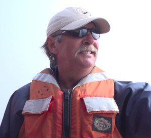 Joe Howlett was killed on Monday during a whale rescue off the coast of New