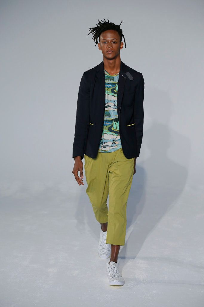 Bet You Didn't Know Shaq's Son, Myles O'Neal, Is A Runway Model