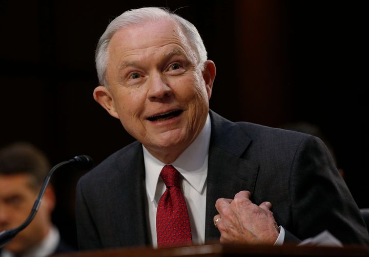 Attorney General Jeff Sessions spoke at a D.A.R.E. training conference Tuesday, saying he wants to make the program prom