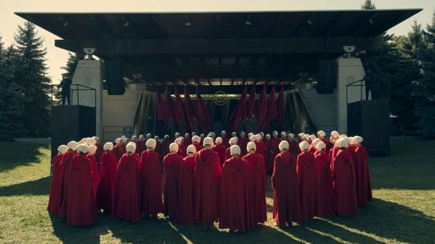We Have Reed Morano To Thank For The Nightmarish Beauty Of 'Handmaid's