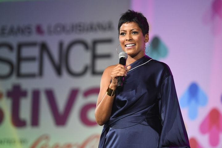 Tamron Hall has a talk show in the works.