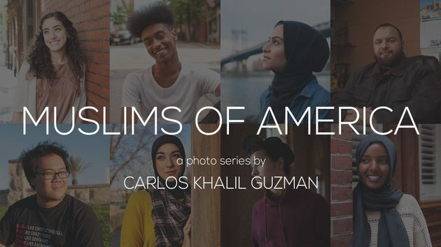 Carlos Khalil Guzman's photo project aims to capture portraits of Muslims across all 50