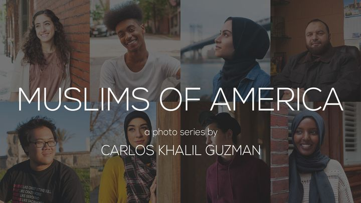 Carlos Khalil Guzman's photo project aims to capture portraits of Muslims across all 50 states.