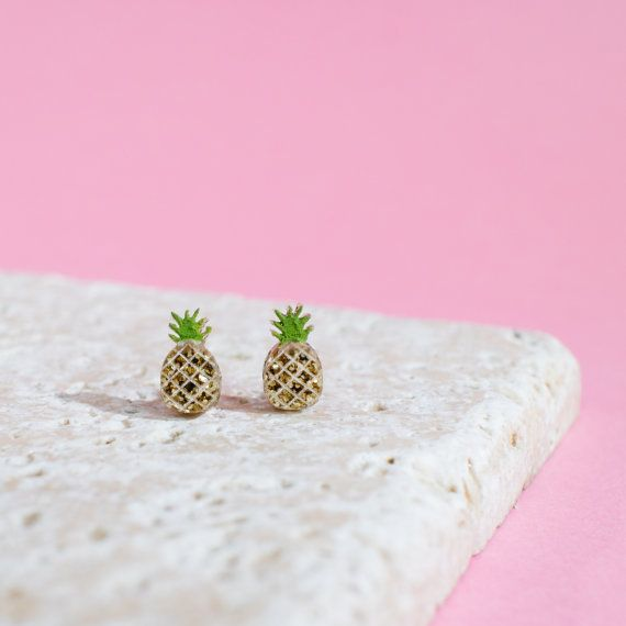 "<a href=""https://www.etsy.com/listing/480002960/pineapple-earrings-pineapple-studs?ga_order=most_relevant&ga_search_type="
