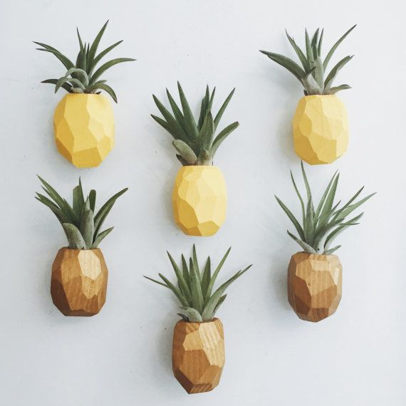 Whats Up With All Of The Pineapples Huffpost Life