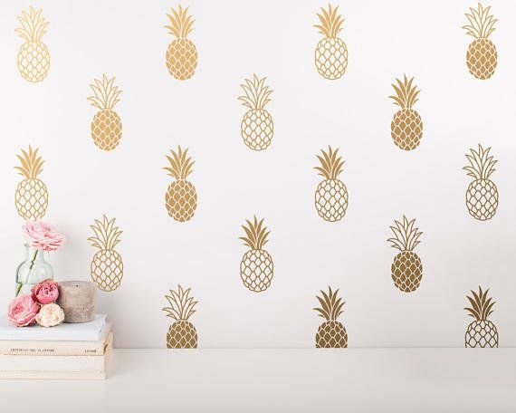 "<a href=""https://www.etsy.com/listing/291073439/pineapple-wall-decals-24-modern-vinyl?ga_order=most_relevant&ga_search_ty"