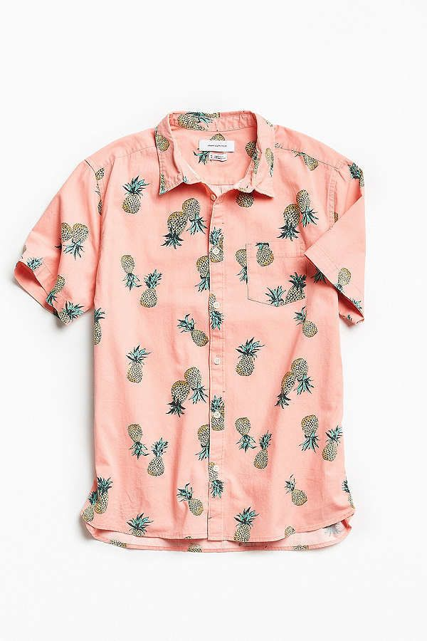 "<a href=""https://www.urbanoutfitters.com/shop/uo-pineapple-toss-short-sleeve-button-down-shirt?category=SEARCHRESULTS&col"