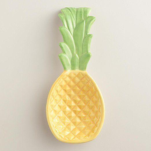 "<a href=""https://www.amazon.com/Ceramic-Pineapple-Spoon-Rest-Yellow/dp/B01JGQ3B68/ref=sr_1_87?amp=&ie=UTF8&keywords=pineapple"
