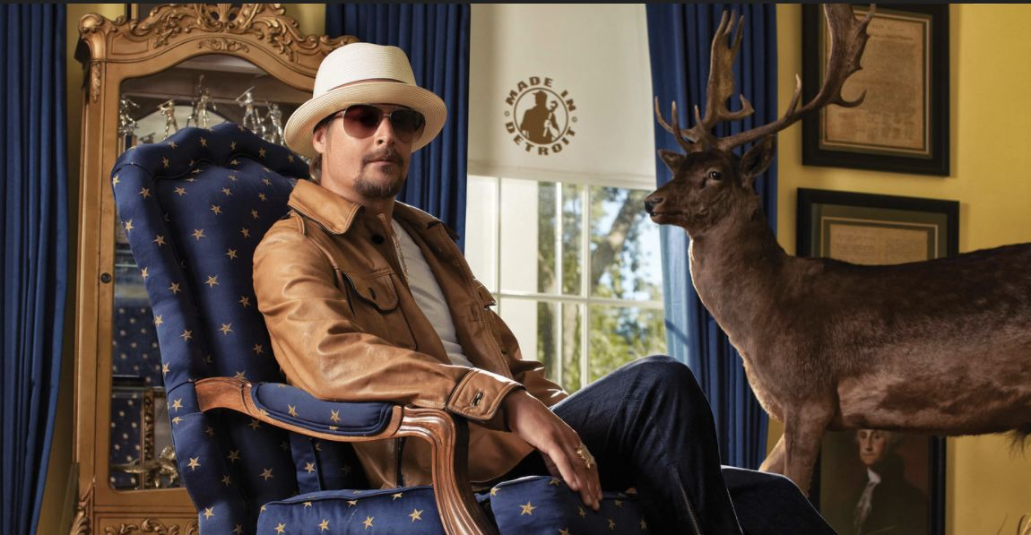 Kid Rock hints at run for US Senate