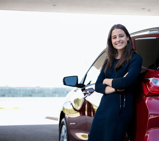 Women In Business Q A Mara Kapsis Creative Designer Chevrolet Huffpost