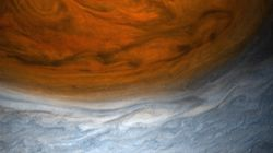 NASA Captures First Close-Up Pictures Of Jupiter's Great Red