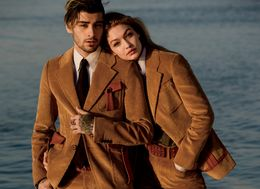 Gigi Hadid And Zayn Malik Grace The Cover Of Vogue, And Prove Twinning Is Winning