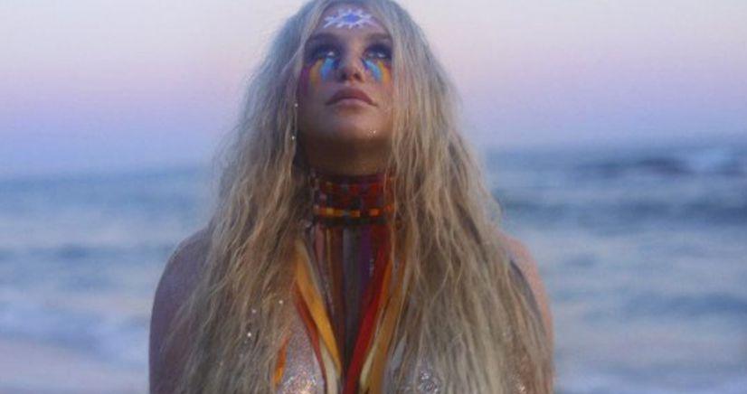 Kesha Pens Essay About Female Empowerment, Creative