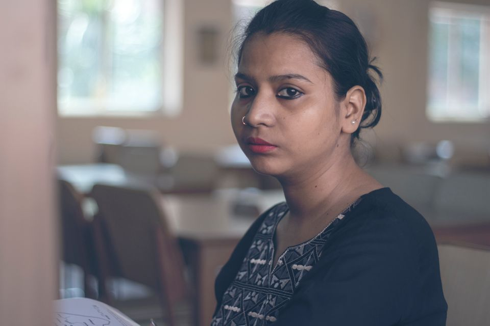 Sangita, a child sex trafficking survivor and School for Justice