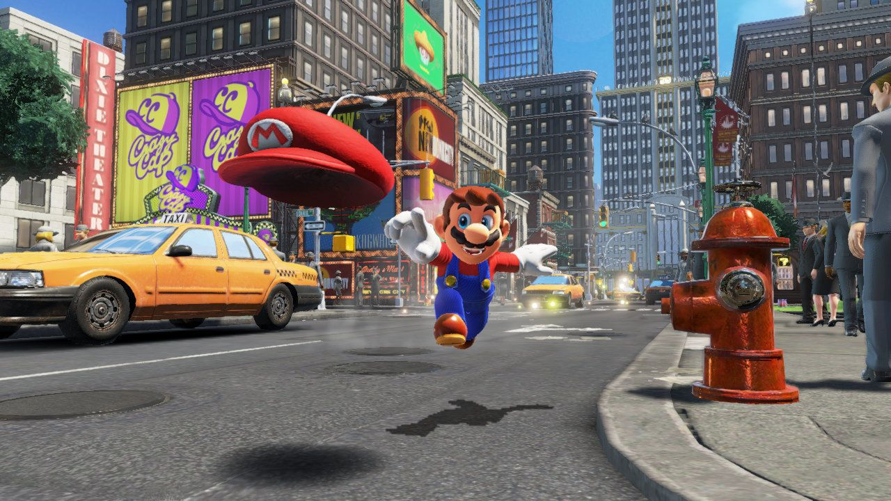 The Next Big Mario Game Is Going To Be Something