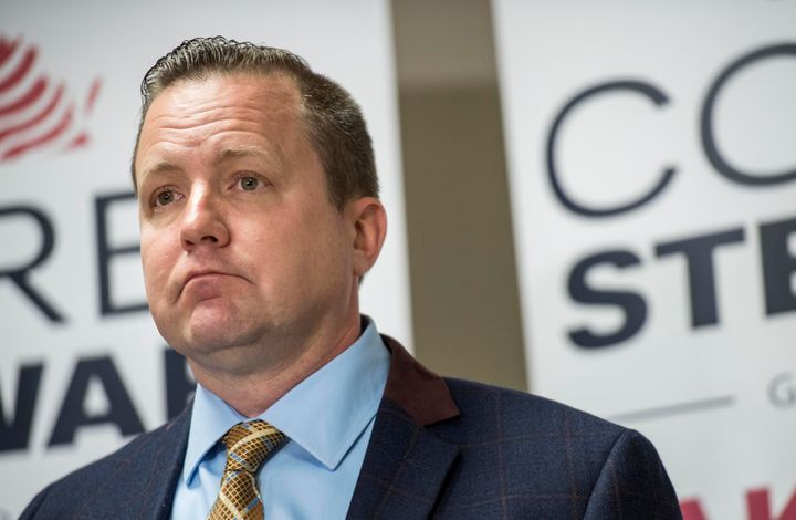 Virginia Republican Corey Stewart did better than expected in his June bid for governor. Now he is running for United States