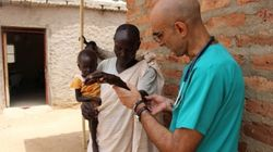 This American Doctor Tirelessly Treats Hundreds Of Patients In Sudan Every Single