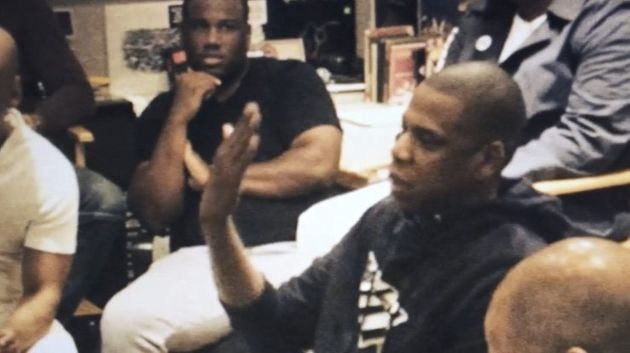 JAY-Z discusses the doldrums of his marriage toBeyoncé with colleagues in his