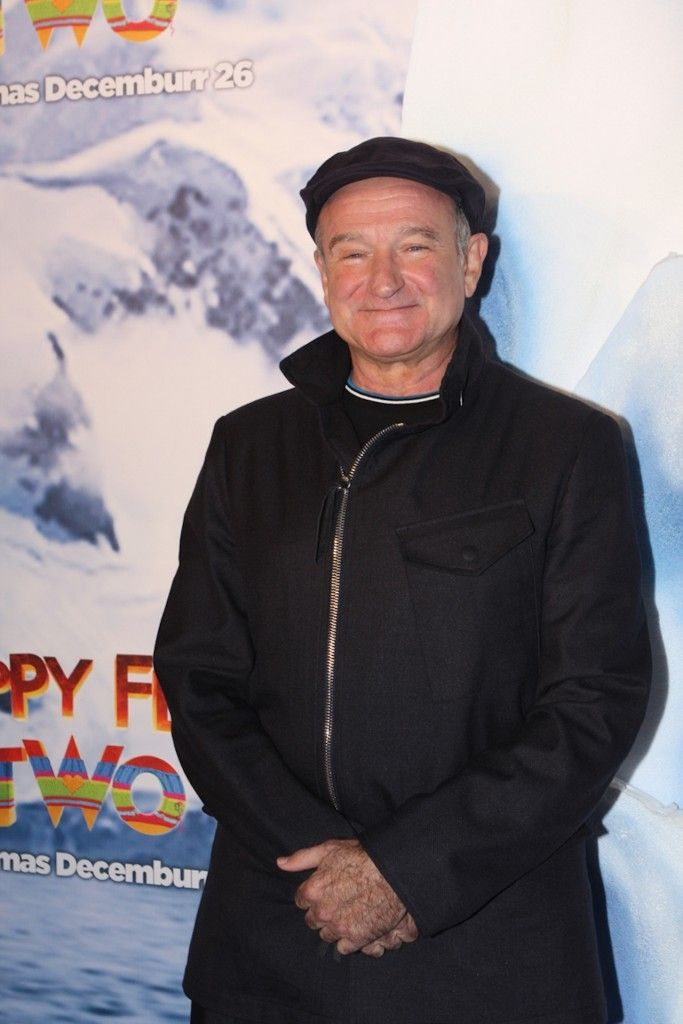 <p>Robin Williams</p>
