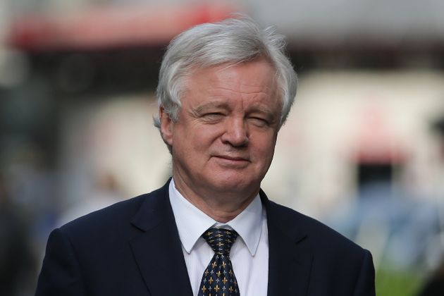 Brexit Secretary David Davis would get much greater power under the Repeal