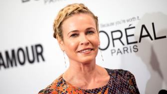 TV personality Chelsea Handler attends 2016 Glamour Women Of The Year Awards in Hollywood, California, on November 14, 2016. / AFP / VALERIE MACON        (Photo credit should read VALERIE MACON/AFP/Getty Images)