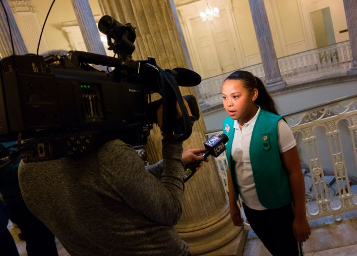 Troop 6000, a Girl Scouts troop for girls who are homeless, has inspired many with its story.