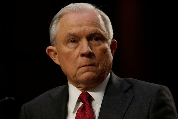 Attorney General Jeff Sessions spoke at the Summit on Religious Liberty in Dana Point, California on Tuesday.