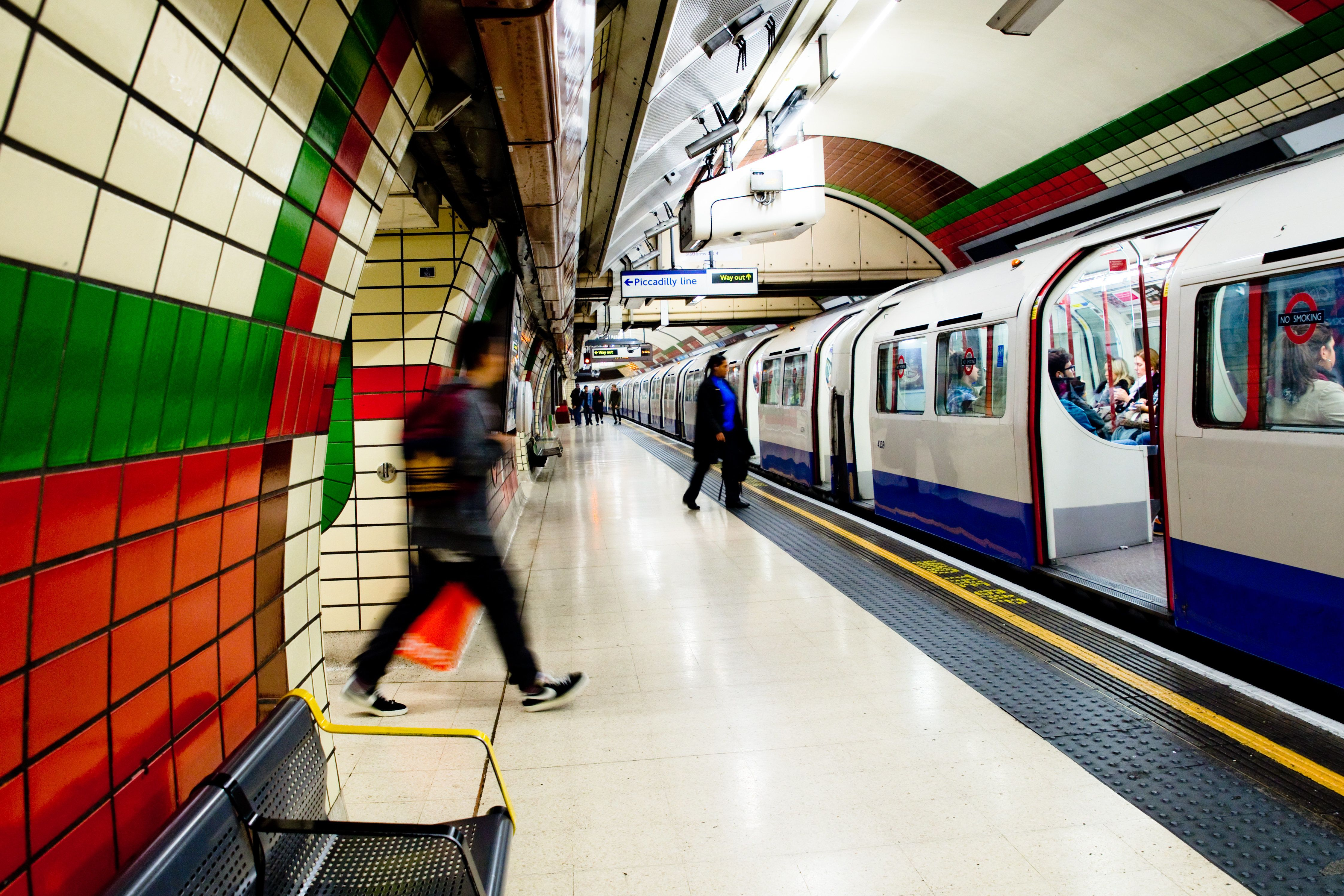 The London Underground is set to go gender-neutral