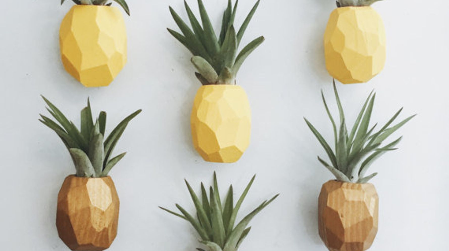 What's Up With All Of The Pineapples   HuffPost Life