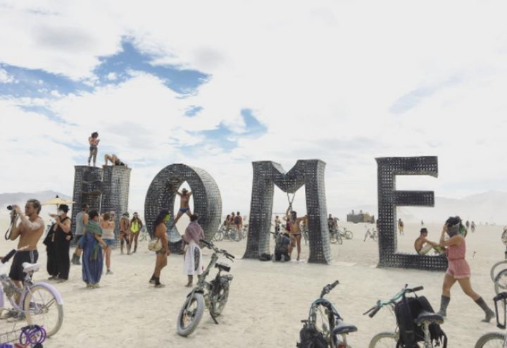 "<p>""Home"", Burningman 2016</p>"