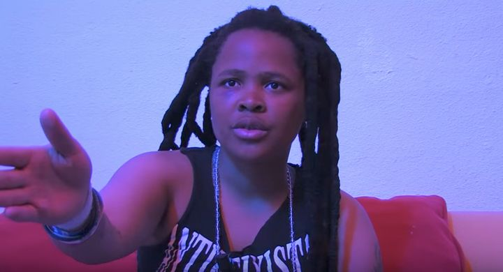 Sibahle Steve Nkumbi recounted the violent confrontation in a YouTube interview with journalist Kevin P. Roberson.