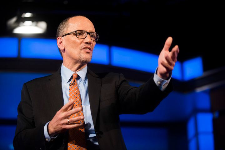 Huffington Post Democratic Party chair Tom Perez was elected to shake things up but Democrats remain divided and disinterested