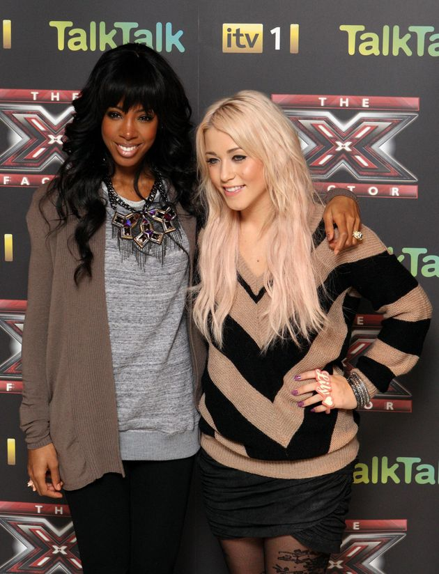 Amelia appeared on 'The X Factor' in