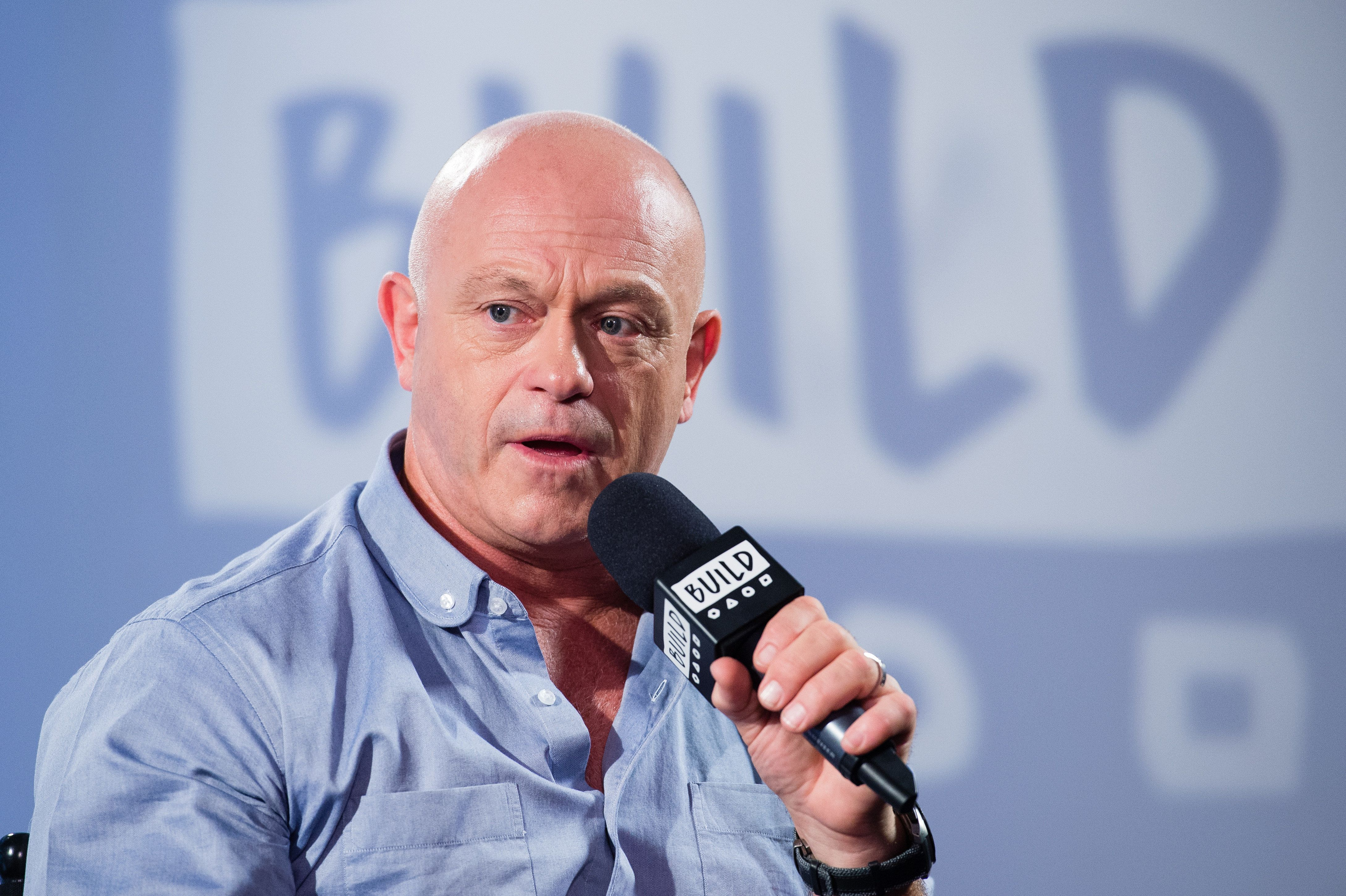 Ross Kemp Calls For Voting To Be Made Mandatory In The
