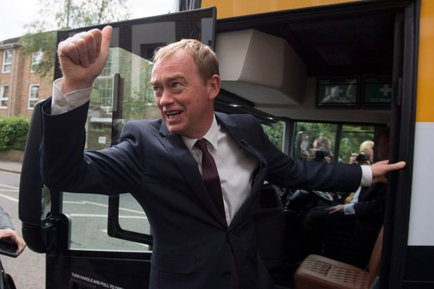 Tim Farron reveals he made a decision to quit two weeks into election campaign
