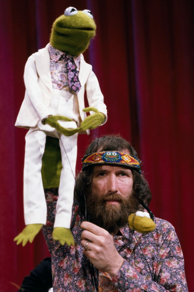 Jim Henson was the original voice of Kermit The