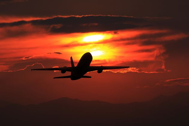 Here's Another Reason Why Climate Change Is Going To Make Flying Even More