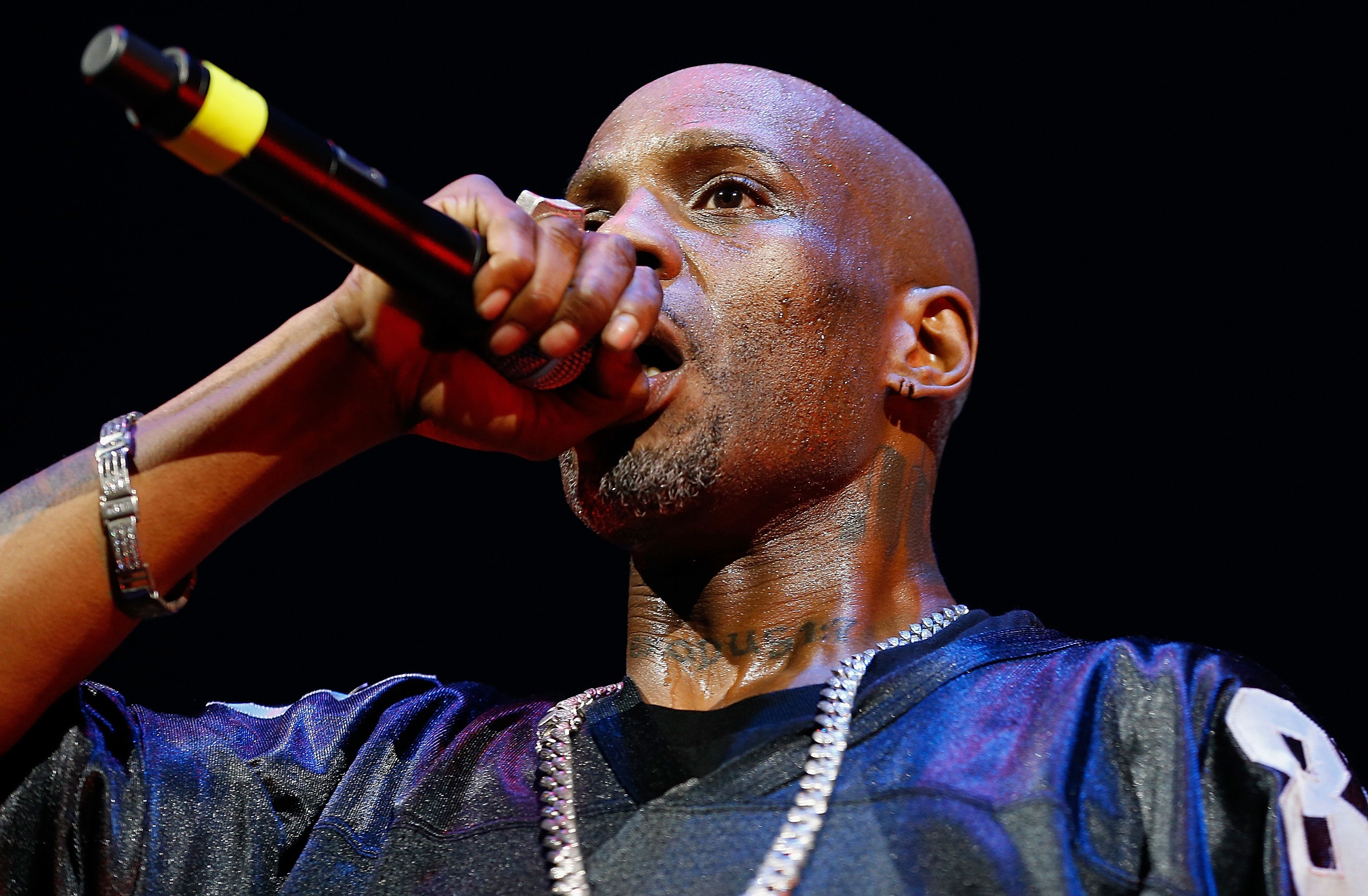 US Prosecutors: Rapper DMX Charged With Tax Evasion