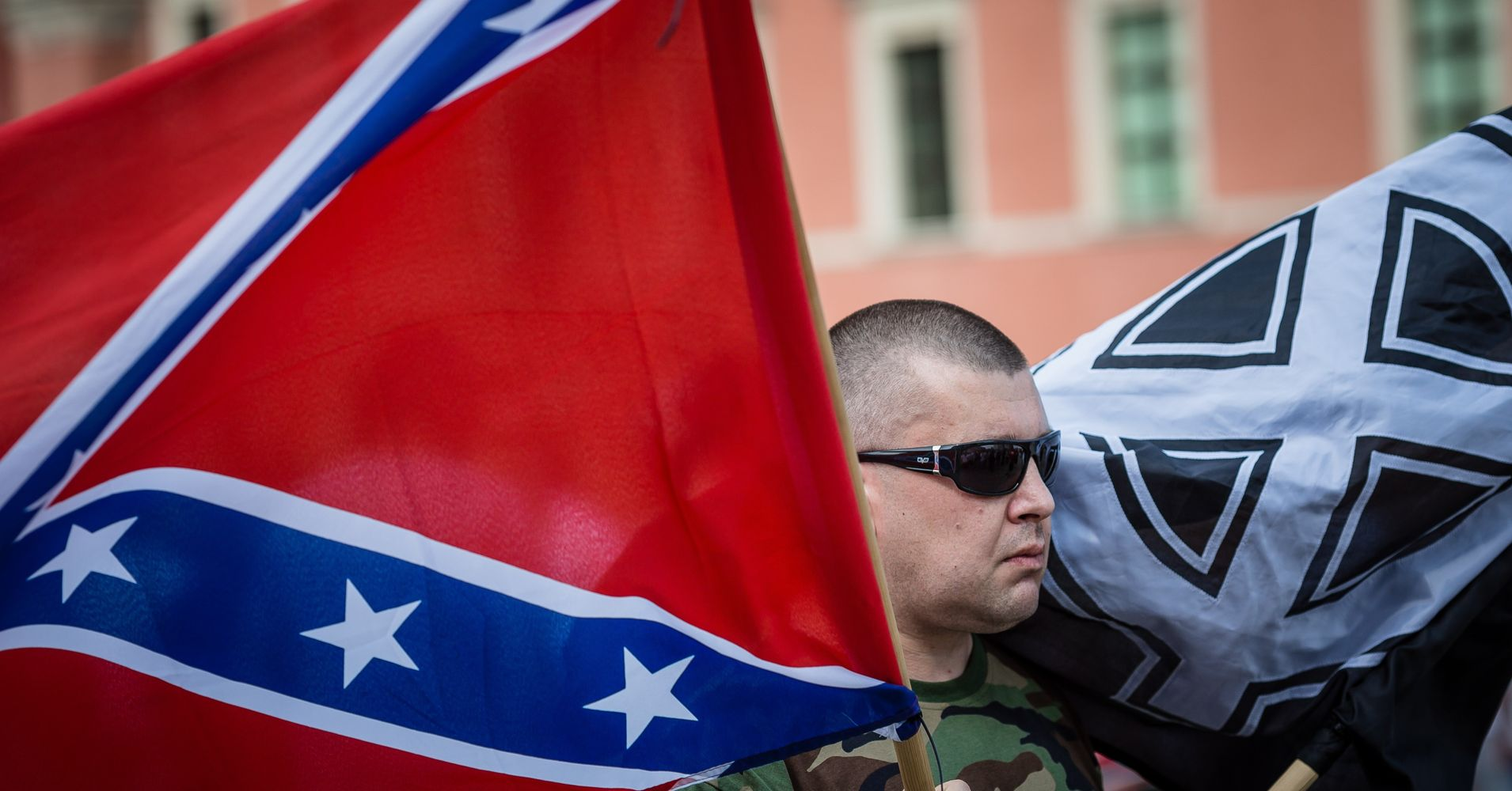 490d92422 This Is Why You're Seeing The Confederate Flag Across Europe | HuffPost