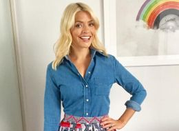 Holly Willoughby's 'Dream Skirt' Is Both Bespoke And Sustainably Sourced