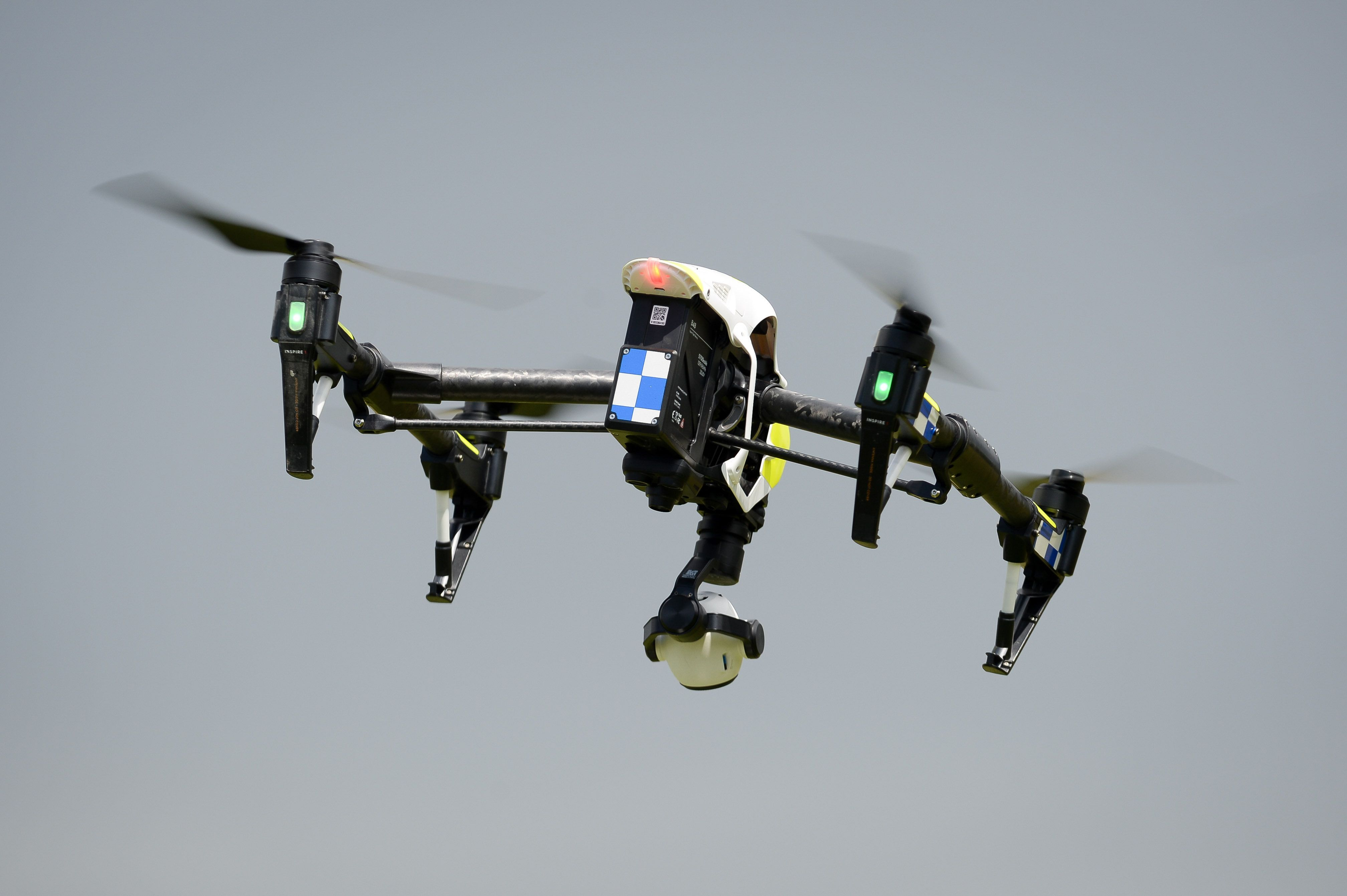 The Police Have Unveiled The First Fully Operational Drone