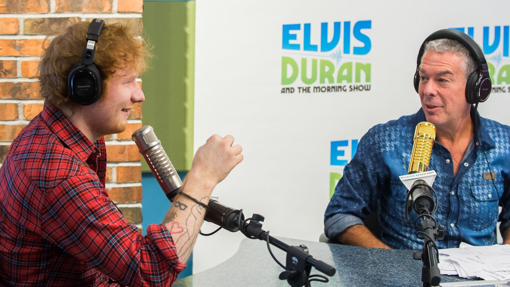 Ed Sheeran Made This Radio DJ Cry, But In The Best Way